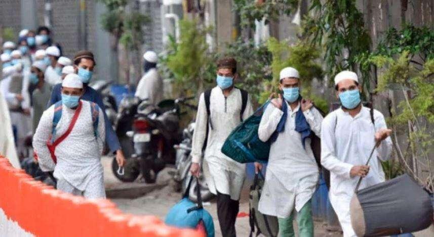 मरकज में आए विदेशी जमातियों के खिलाफ बड़ी कारवाई, भारत आने पर आजीवन प्रतिबंध लगा