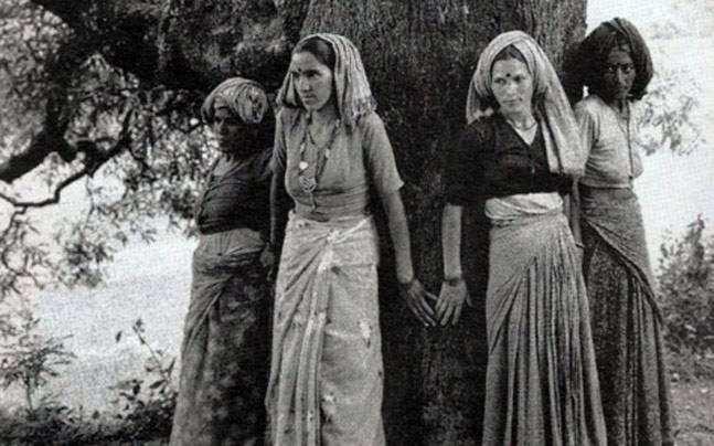 विशेष | जानिए क्यों शुरु हुआ था 'चिपको आंदोलन', कहां से हुई थी शुरुआत