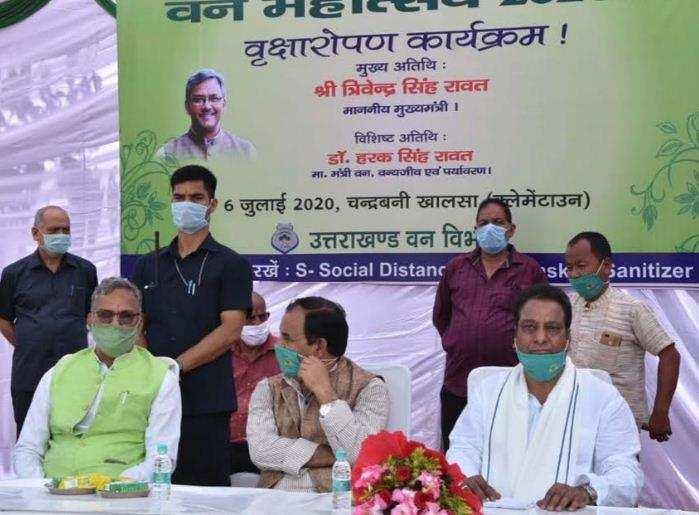 उत्तराखंड   हरेला पर्व पर प्रदेश में किया जायेगा व्यापक स्तर पर वृक्षारोपण: मुख्यमंत्री