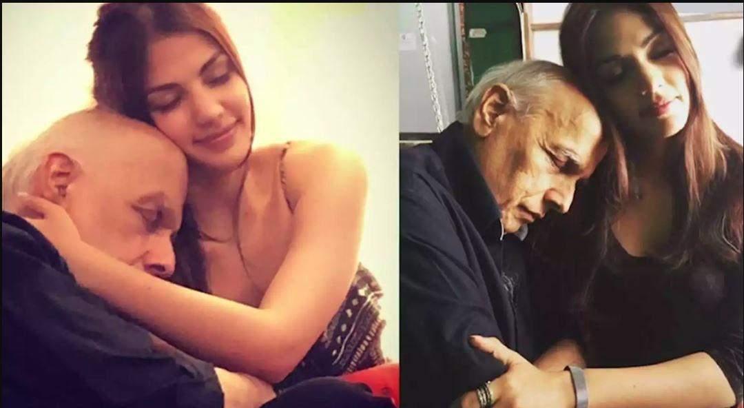 रिया चक्रवर्ती ने 16 बार किया था महेश भट्ट को कॉल, सामने आई पूरी डिटेल