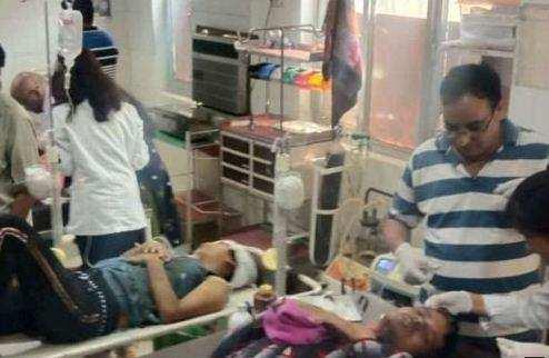 उत्तराखंड | सड़क दुर्घटना में एक की मौत, एसडीएम समेत 8 लोग घायल