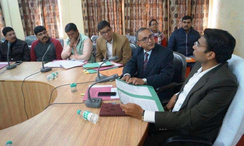रामनगर   संयुक्त चिकित्सालय में विभिन्न मदों के लिए 17 लाख रुपये स्वीकृत
