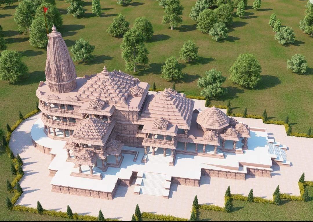 भव्य होगा अयोध्या में 'राम मंदिर', देखिए राम मंदिर का नया मॉडल, जानिए खासियत