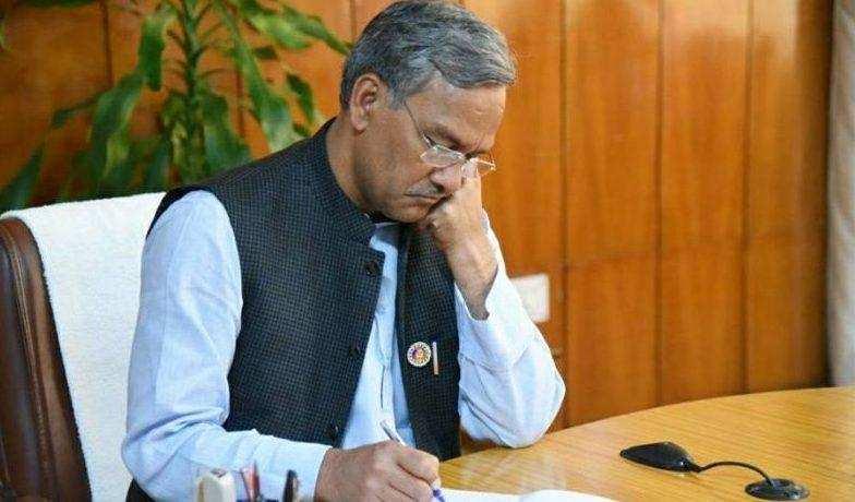 चमोली में हुई वाहन दुर्घटना पर मुख्यमंत्री ने जताया दुख
