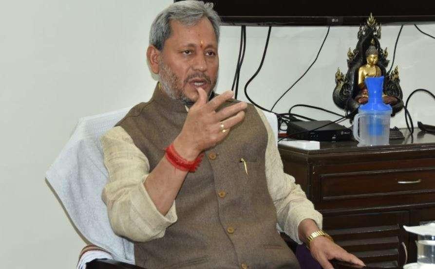 2010 के आधार पर होगा संतों को कुंभ मेले में भूमि का आवंटन, CM तीरथ ने दिए निर्देश