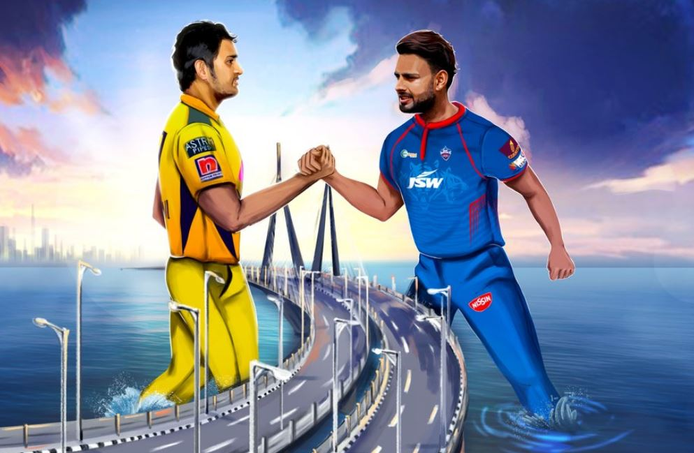 IPL   गुरु- चेले के बीच मुकाबला, पंत ने बताया कैसे धोनी को देंगे मात, जानिए किसका पलड़ा भारी