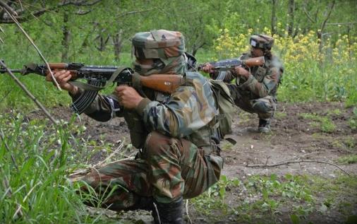 जम्मू-कश्मीर | सुरक्षाबलों ने ढेर किए 3 आतंकवादी,14 साल का नाबालिग भी शामिल