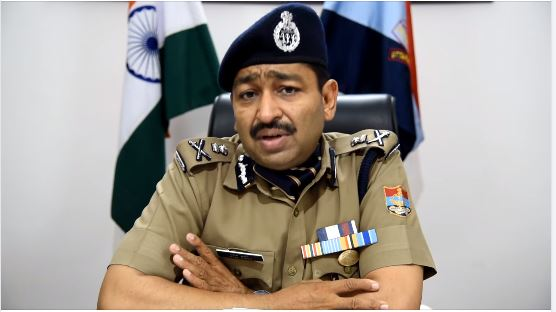 DGP Ashok Kumar