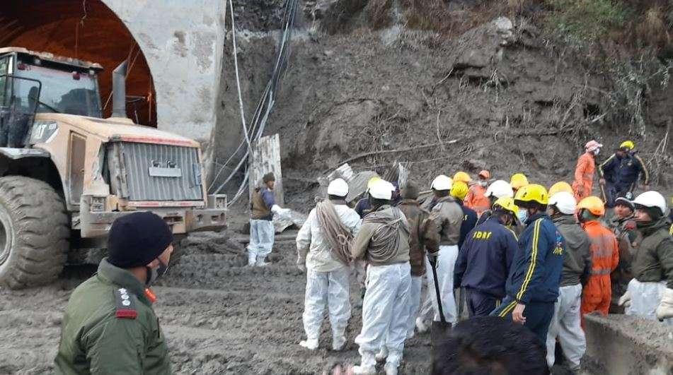 चमोली आपदा  2 माह बादतपोवन में बरामद हुआ एक शव, 78 हुई मृतकों कीसंख्या