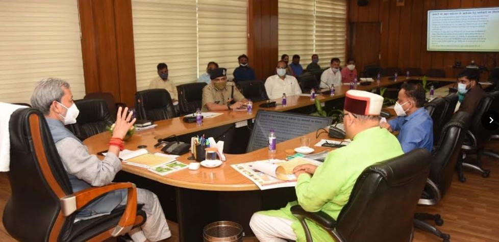 स्वतंत्रता सेनानियों का सम्मान सर्वोपरिः मुख्यमंत्री तीरथ