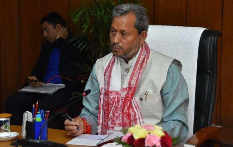 उत्तराखंड | बेहतर कानून व्यवस्था राज्य सरकार की प्राथमिकता: CM तीरथ सिंह रावत