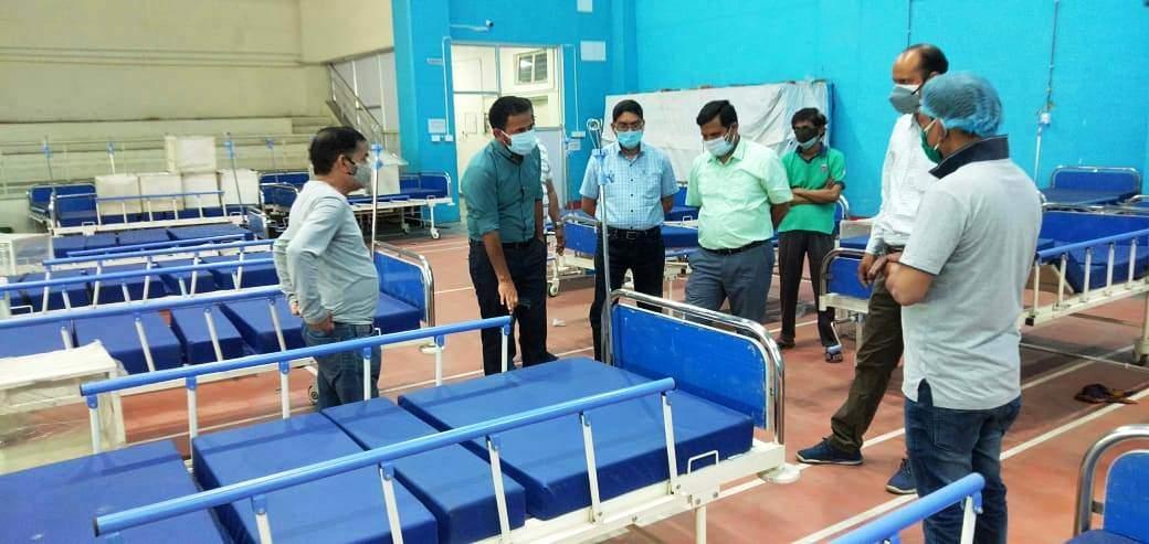 हल्द्वानी  यहां जल्द शुरू होगा 150 बेड का अस्पताल, STH में भीऑक्सीजन युक्त बेड की संख्या में बढ़ोतरी