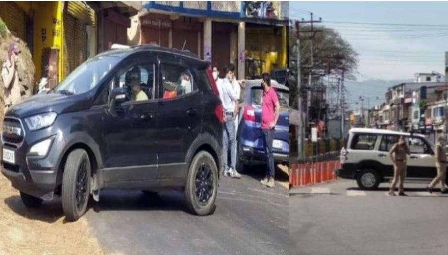 देशभर से अल्मोड़ा घूमने आए थे पर्यटक,बॉर्डर से वापस लौटाए गए66 लोग, जानिए वजह